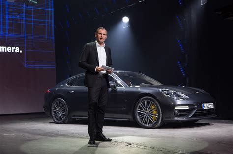 Oliver Blume Porsche by Brexit Porsche Remains Committed To Uk Market Autocar