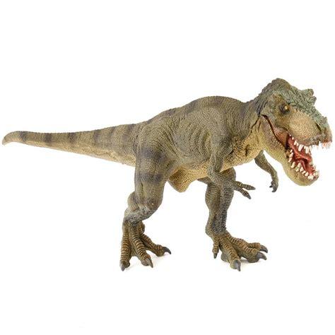 t rex figure new papo dinosaurs t rex green running figure 798521965174