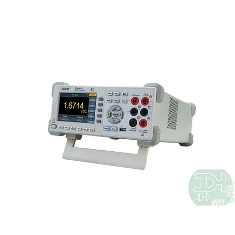 bench digital multimeter owon 4 1 2 bench type digital multimeter with 4 inch lcd