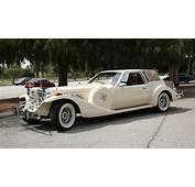 Liberaces Unbelievable Candelabra Car  Video Luxury