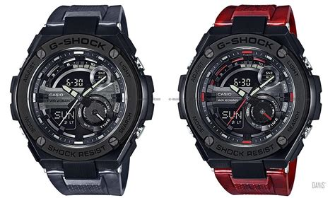 Casio Gshock Gst S100g 1adr casio g shock gst s130l 1a shock resistant intl daftar