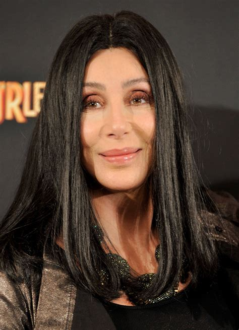 Cher Hairstyles by Cher Medium Cut Cher Looks Stylebistro