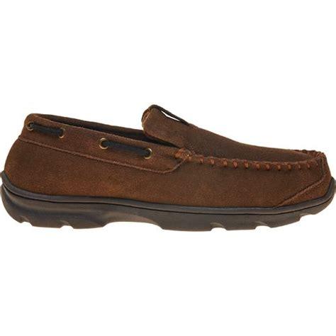magellan slippers magellan outdoors s premium slip on moc slippers academy