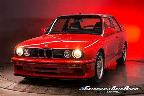 bmw sport m3 brand new 1990 bmw m3 sport evolution is the holy grail