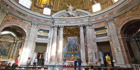 sant andrea al quirinale interno il complesso quirinale la tua italia
