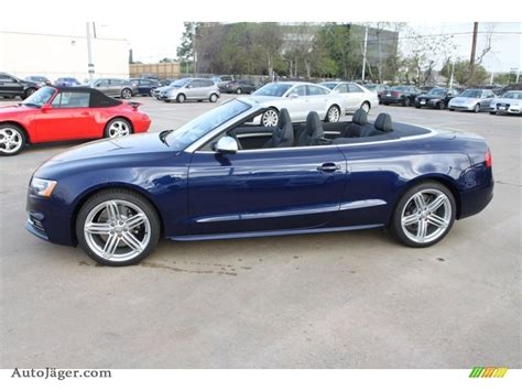 audi s5 convertible blue 2013 audi s5 3 0 tfsi quattro convertible in estoril blue