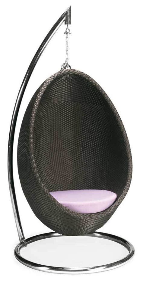 China Outdoor Furniture Swing Egg Chair Fco 016 Outdoor Furniture Egg Chair
