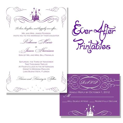 Word Invitation Template by Wedding Invitation Templates Word Wedding Invitation