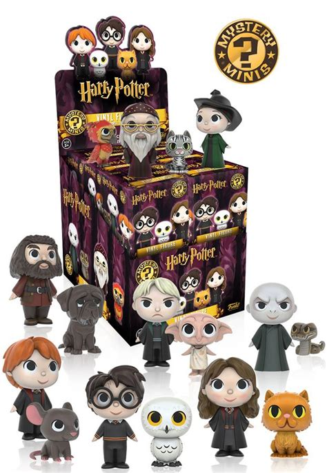 pop funko harry potter mystery minis with one epic fail the leaky cauldron org 171 the