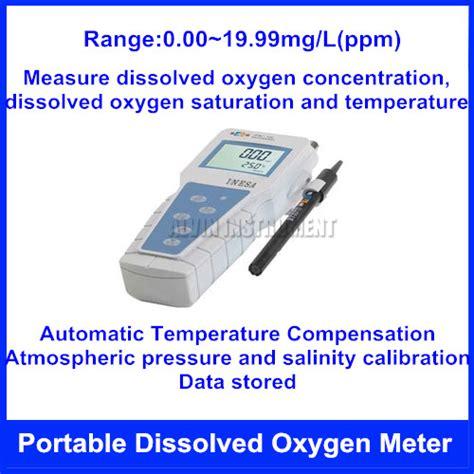 Original Dissolved Oxygen Meter Do Meter Az 8403 compra medidor de ox 237 geno disuelto al por mayor de