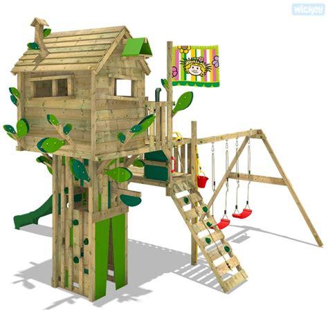 Cabane Avec Toboggan 4509 by Cabane Avec Toboggan Smart Treetop Wickey Fr