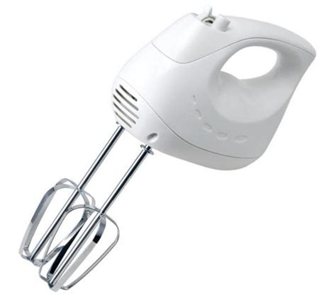 Buy ESSENTIALS C15HMW10 Hand Mixer   White   Free Delivery