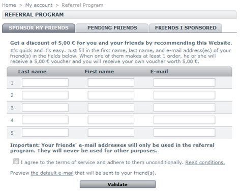 referral list template 29 images of customer referral template learsy