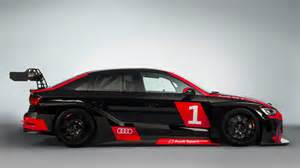 awesome audi rs 3 lms racing car is ready for tcr performancedrive