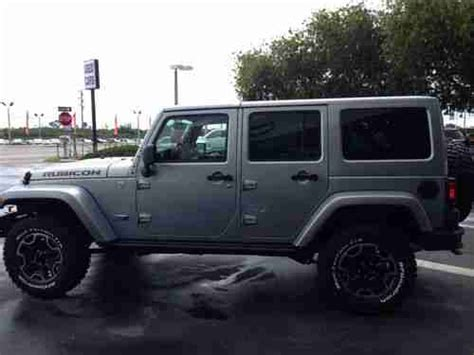2013 Jeep Wrangler 4 Door Find New 2013 Jeep Wrangler Unlimited Rubicon 10th