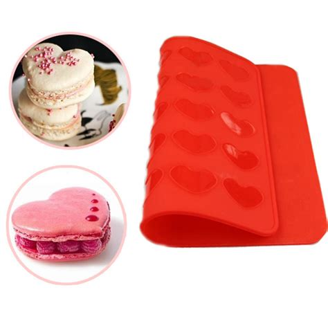 Pastry Mat Silicone by Macaron Baking Mold Silicone Mat Pastry Sheet Muffin