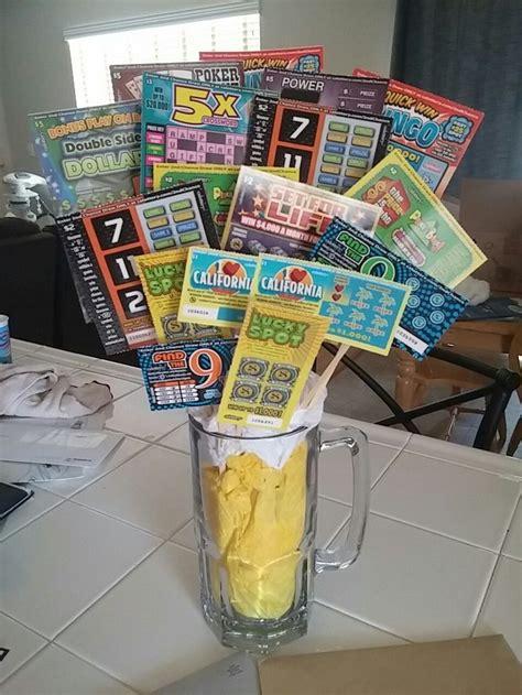 Lottery Ticket Bouquet Man Bouquet Beer Mug  Ee  Gift Ee