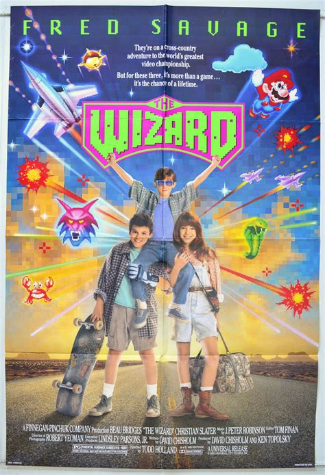 The Wizard Mild Ravre Originals wizard the original cinema poster from pastposters posters and us 1