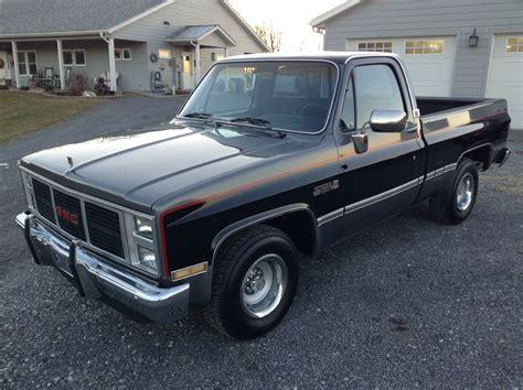1986 gmc truck 1986 gmc truck chevrolet truck c 10 classic