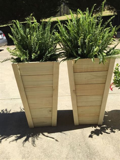 planters amusing outdoor planter boxes outdoor large