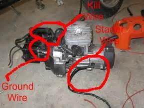 49cc 2 stroke starter solenoid wiring diagram chineses