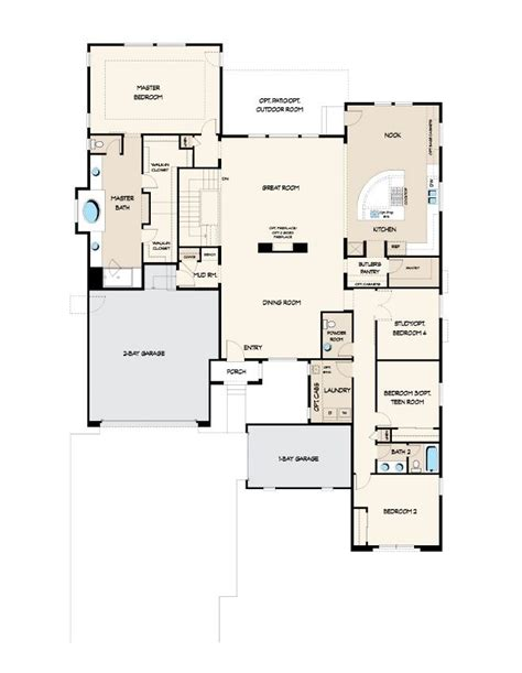 morrison floor plans the magic is in the details of the lupine floor plan by morrison large walk in