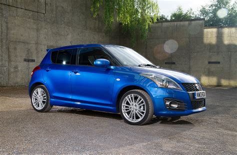 2013 Suzuki Sport 2013 Suzuki Sport 5 Door More Practicality