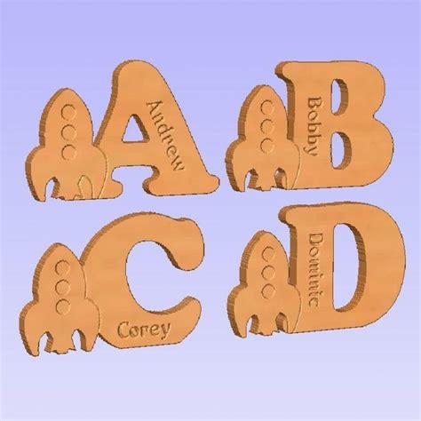 4 Letter Words Rocket rocket letters makers shed custom mdf craft shapes and