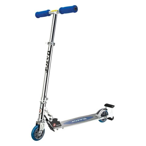 razor and razor 174 13010440 spark kick scooter blue