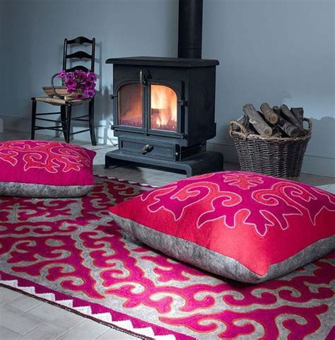 floor pillows  cushions inspirations  exude class