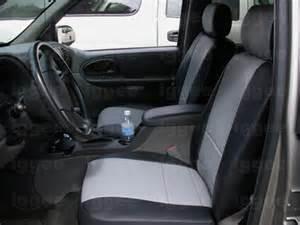 chevy trailblazer 2006 2009 iggee s leather custom seat