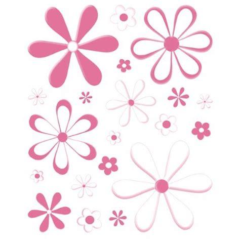 pink flower wall stickers pink flower wall stickers pink flower 187 blooming flower gif