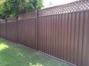 Choosing The Right Garden Fencing For Security Colourfence Garden Wall Security