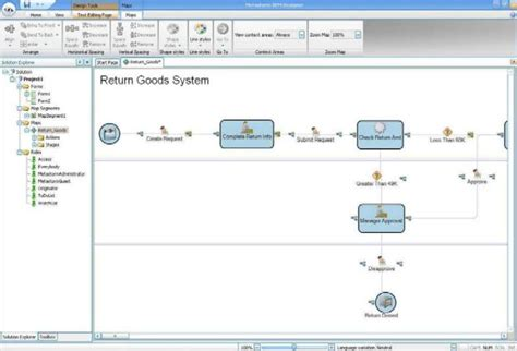 metastorm workflow metastorm bpm version 9 preview process mapping