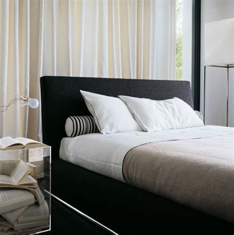 curtain bed frame cream curtain black bed frame glass small table stripes