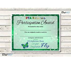 62 reflections award certificate template how to make resume national pta reflections program downloadscaptaorg yadclub Images