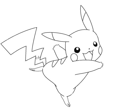 drawn pikachu  art pencil   color drawn pikachu