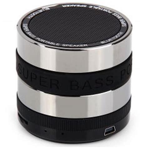 Mini Metal Bass Portable Bluetooth Speaker S302 Black mini metal bass portable bluetooth speaker s302 black jakartanotebook