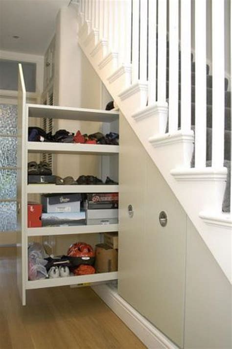 under the stairs storage clever storage under stairs ideas for the home pictures