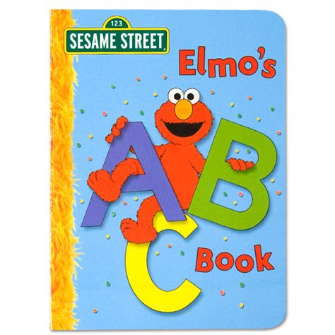 s abc books elmo s abc book musictoday superstore