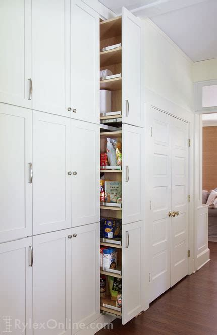 built  pantry floor  ceiling cabinets eastchester ny