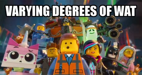 Lego Movie Memes - lego movie meme unikitty unikitty