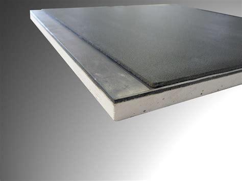 isolamento acustico a soffitto feltro e pannello fonoisolante e fonoassorbente con