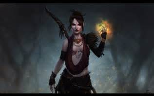 can you change your hair on age inquisition morrigan computer wallpapers desktop backgrounds