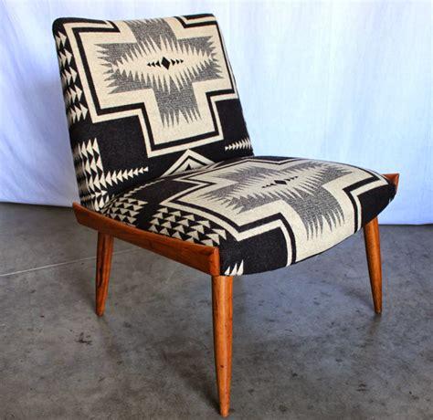 modernhaus shop update mid century pendleton chair pair