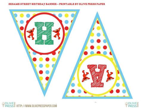 printable elmo birthday banner 17 best images about printables on pinterest free