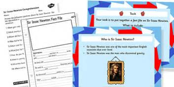 isaac newton biography bahasa indonesia sir isaac newton gravity task setter powerpoint and worksheets