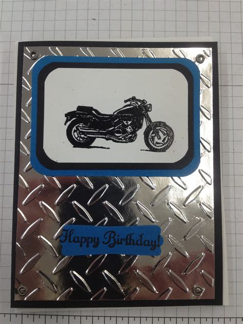 Motorcycle Birthday Cards Motorcycle Birthday Card Motorcycle Cards Pinterest