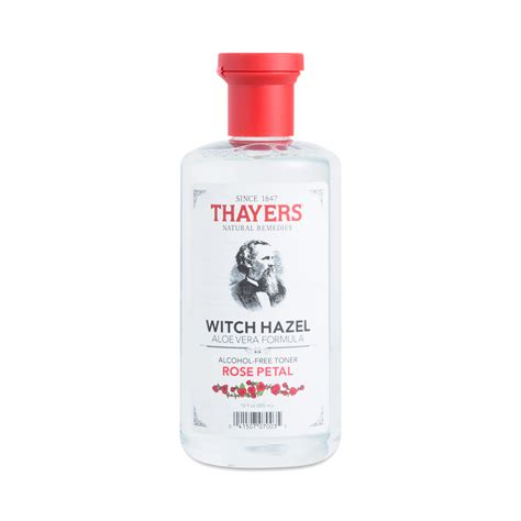 In Jar 50ml Thayers Free Toner Petal free witch hazel toner petal thrive market