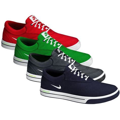 nike s swingtip canvas golf shoe manufacturer